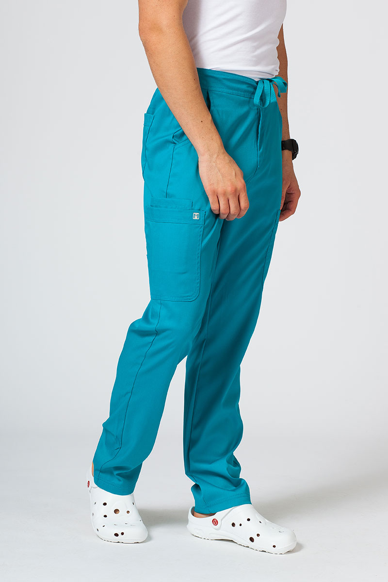 Spodnie męskie Maevn Matrix Men Classic morski błękit
