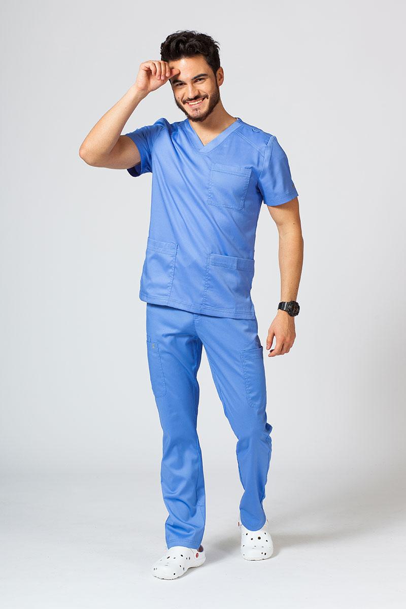 Komplet medyczny męski Maevn Matrix Men Classic klasyczny błękit