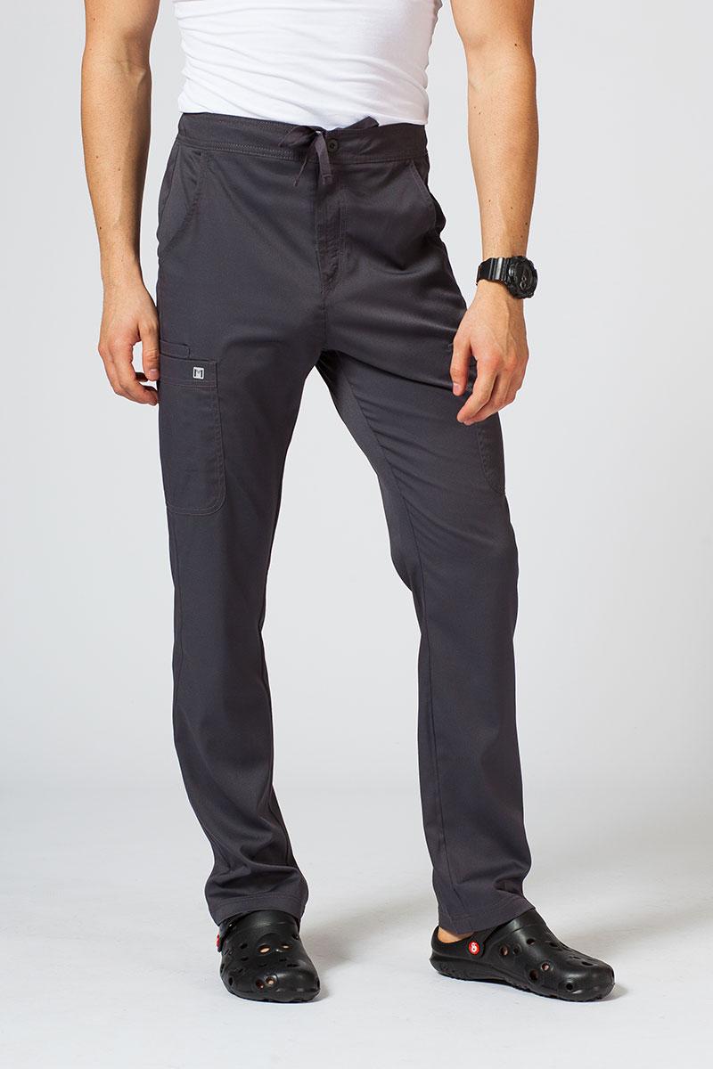 Spodnie męskie Maevn Matrix Men Classic szare