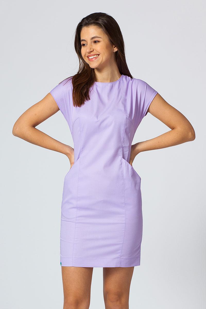 Sukienka Sunrise Uniforms Elite lawendowa