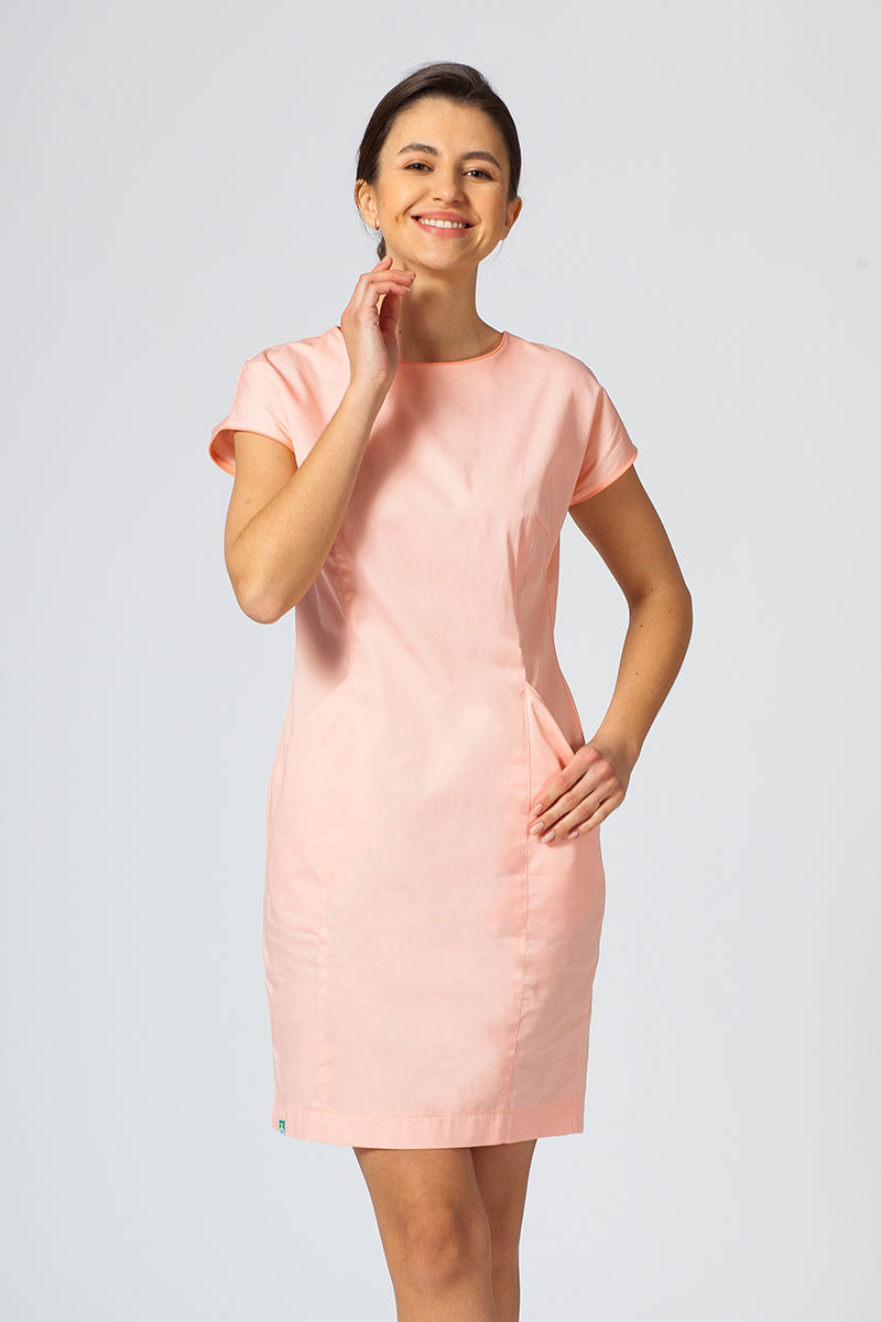 Sukienka Sunrise Uniforms Elite łososiowa