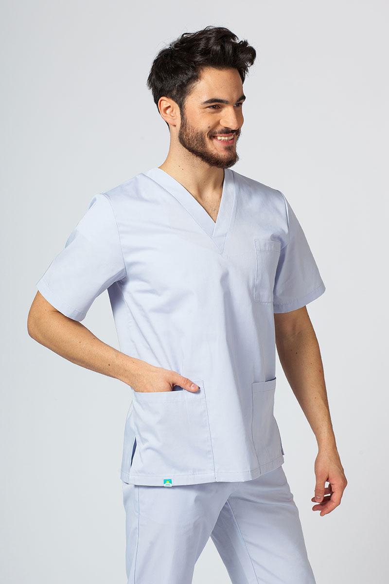 Bluza medyczna uniwersalna Sunrise Uniforms popielata