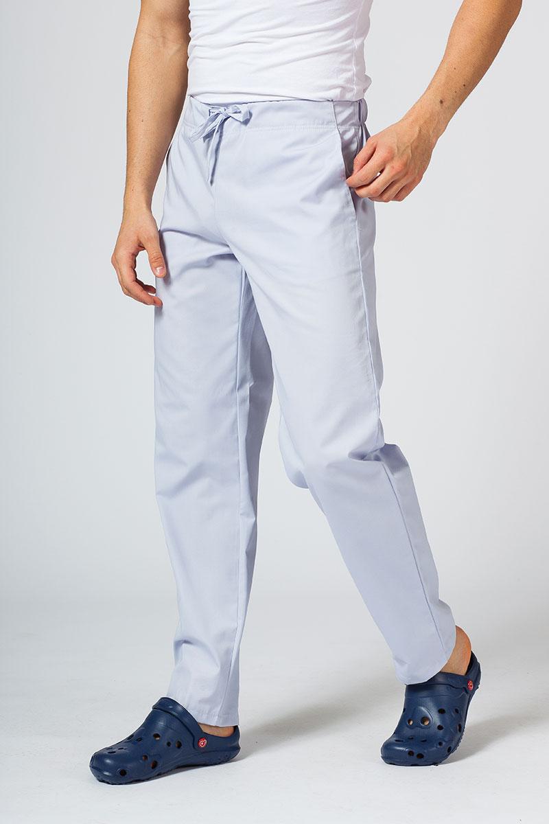 Spodnie medyczne uniwersalne Sunrise Uniforms popielate