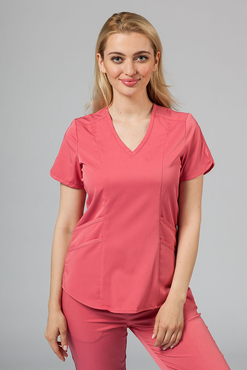 Bluza damska Adar Uniforms Modern różowa