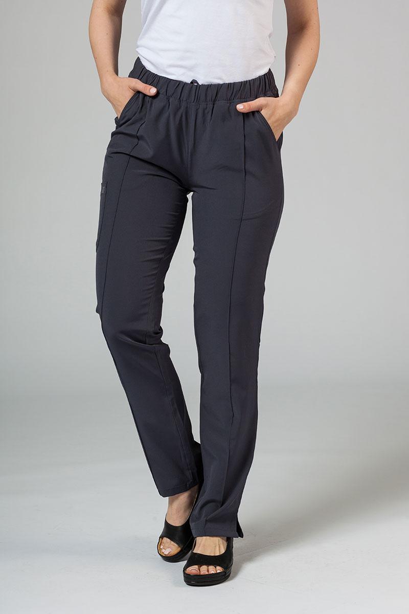 Spodnie damskie Maevn Matrix Impulse szare