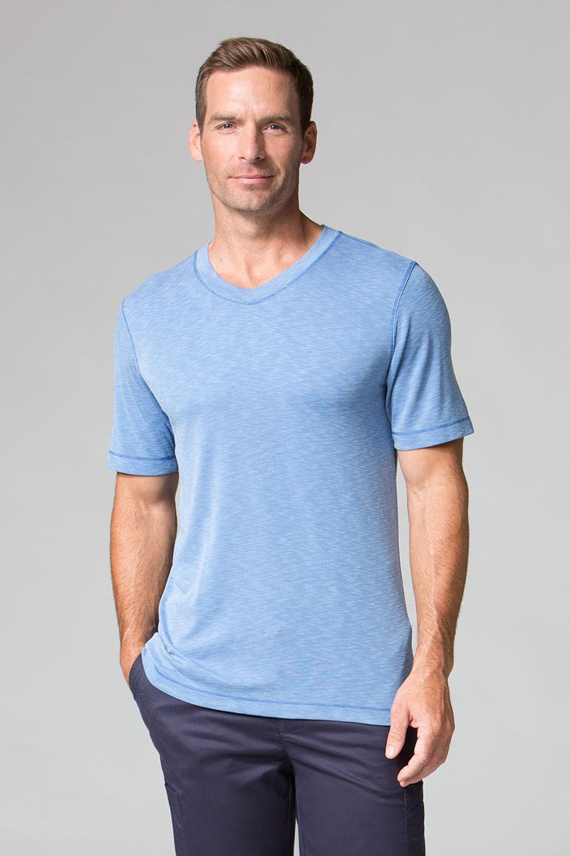 Koszulka męska Maevn Modal niebieska