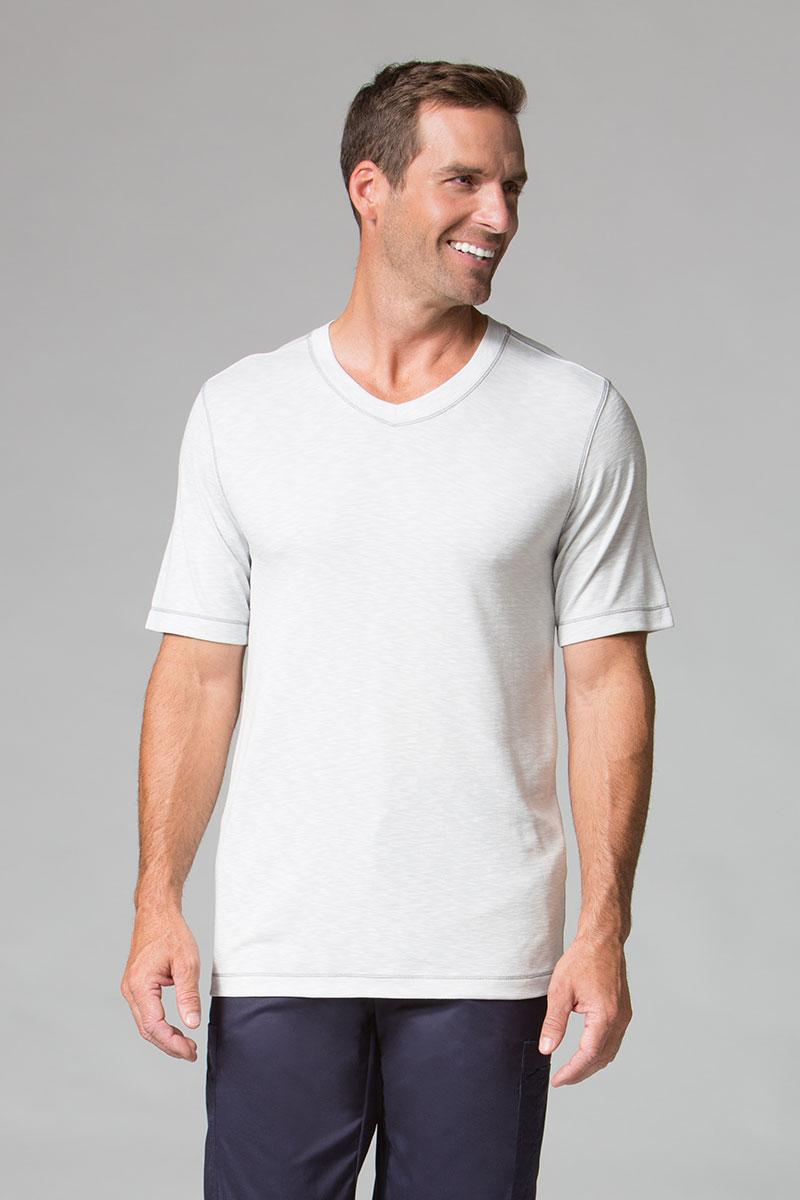 Koszulka męska Maevn Modal jasnoszara