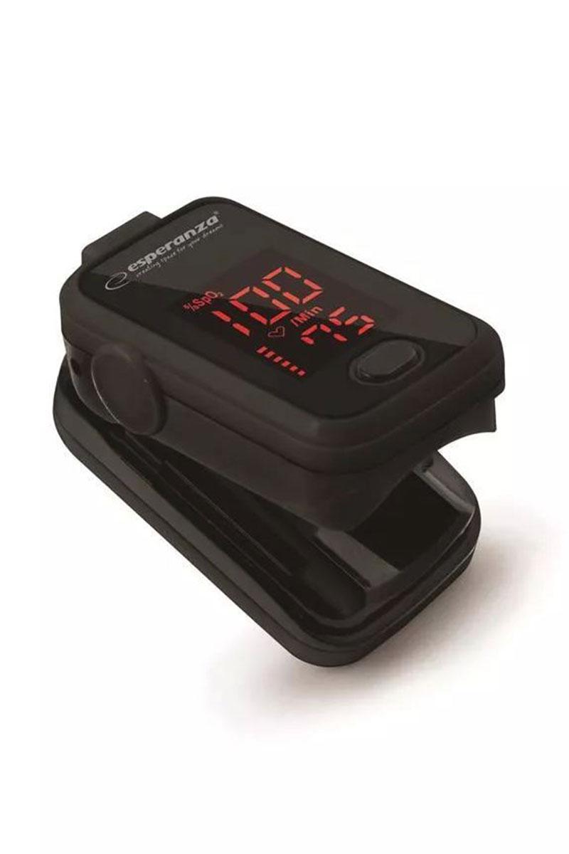 Pulsoksymetr medyczny na palec