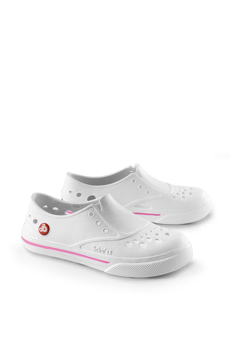 Obuwie Schu'zz Sneaker'zz białe/różowe