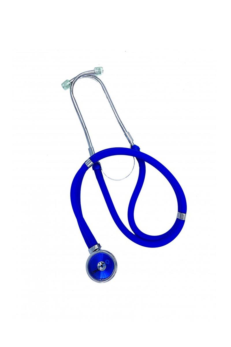 Stetoskop uniwersalny Oromed typu Rappaport - niebieski