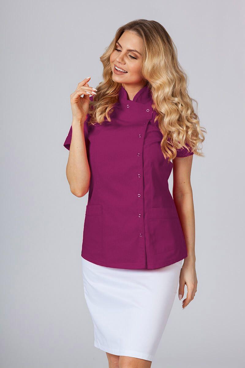 Tunika Elegance Sunrise Uniforms oberżyna