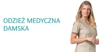 Odzież medyczna damska